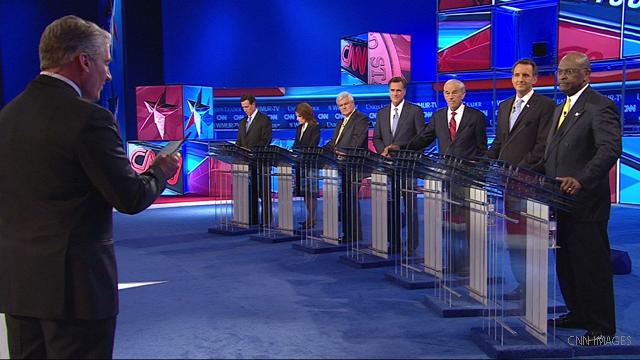 GOP Debate Recap: Obama Sucks and So Do Gays [VIDEO]