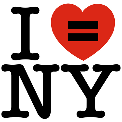 New York: Concrete Jungle Where Gays Can Marry?