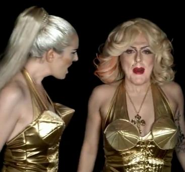Weird Al Yankovic Spoofs Lady Gaga: Perform This Way