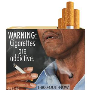 U.S. Debuts Terrifying Warning Labels On All Cigarettes