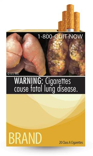 cancer lungs cigarette label, cancer lung cigarette warning