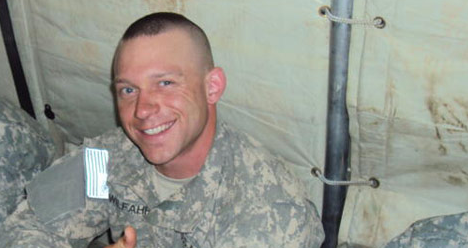 'A Remarkable Man': Gay Solider's Parents Fight Gay Marriage Ban