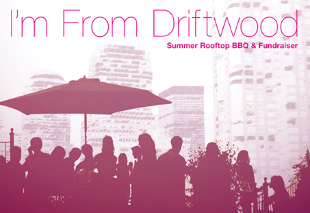 Hang With Unicorn Booty at the I'm From Driftwood Rooftop BBQ Saturday