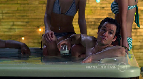 Mark-Paul Gosselaar's Naked Butt: Holy Zack More-ASS!