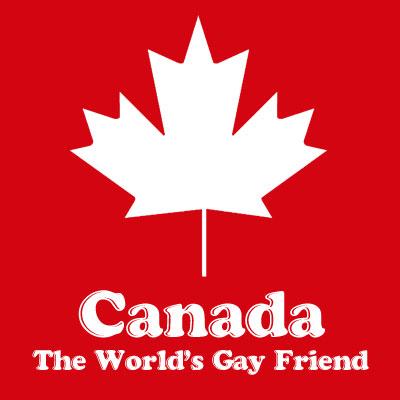 Happy 6th Anniversary of Gay Marriage, Canada!