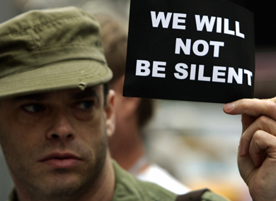 The Circus Continues As DADT Is Reinstated