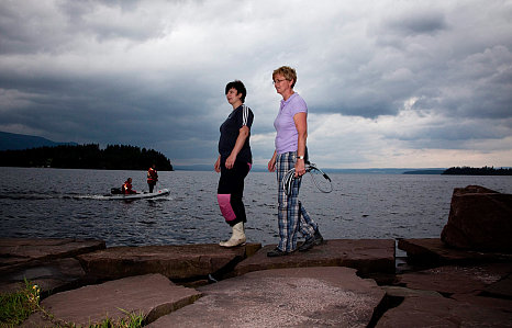 Lesbian Couple Saved 40 People From Norway Island Massacre