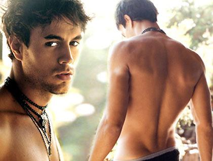 Enrique Iglesias: I Have The Smallest Penis in the World. (Seriously)