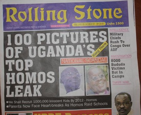 Uganda's Kill The Gays Bill is Back With a Vengeance