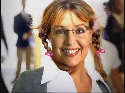 Sarah Palin: Blah, blah, blah, Hit Me Baby One More Time