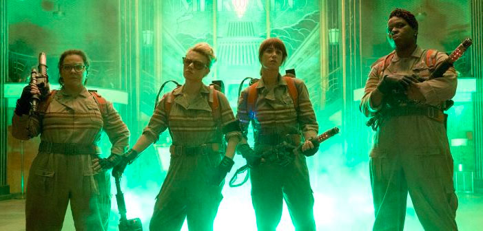 An All-Female Ghostbusters Cast: Twitter Explodes