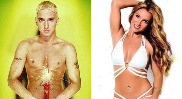 Britney Spears And Eminem Are Basically The Same Person