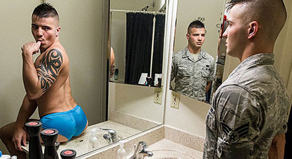 """My Real Face"": 15 Soldiers Closeted By ""Don't Ask Don't Tell"""