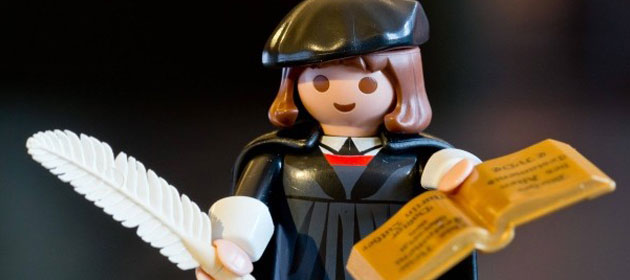 Playmobil's Fastest Selling Toy Ever is a Figurine of a Religious Extremist