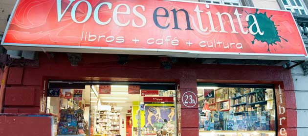 Why Has This Mexican LGBT Bookstore Soared While American Stores Close?