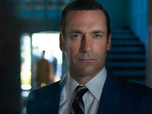 21 Pictures from the 'Mad Men' Finale