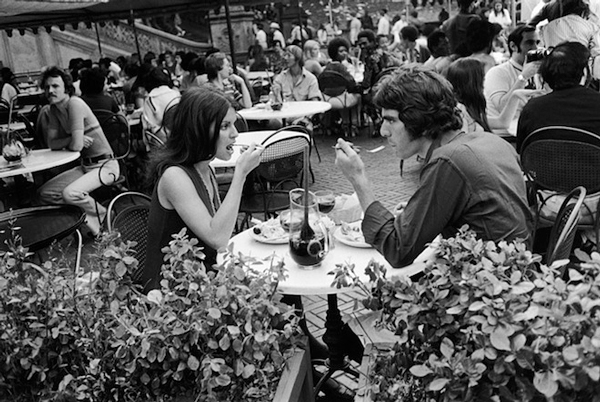 Paul McDonough, NYC, New York City, black and white photo, picture, photography, 1970s