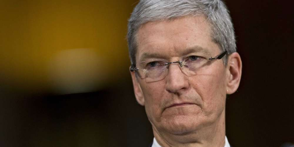 America's CEO™ Tim Cook Spanks the Nation Over Religious Freedom Laws