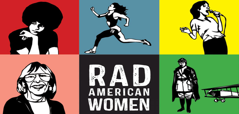Let's Teach Our Kids The ABCs With These Badass American Women