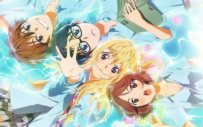 'Your Lie In April' Has All The Amazing Music And Abuse Of 'Whiplash', But Is An Anime