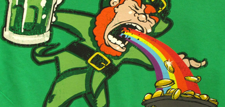 Celebrate St. Patrick's Day! 10 Films With Violent Puking