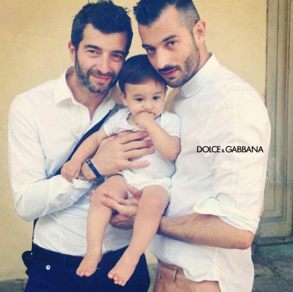 dolce and gabanna, d&g, gay adoption, gay marriage, same-sex, boycott, #boycottdolcegabanna