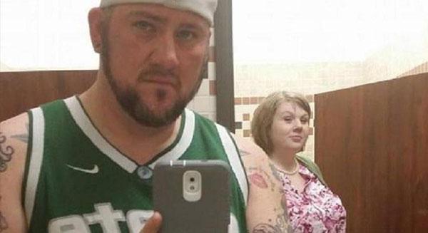 Photo Campaign Brilliantly Shames Transphobic 'Bathroom Bills'