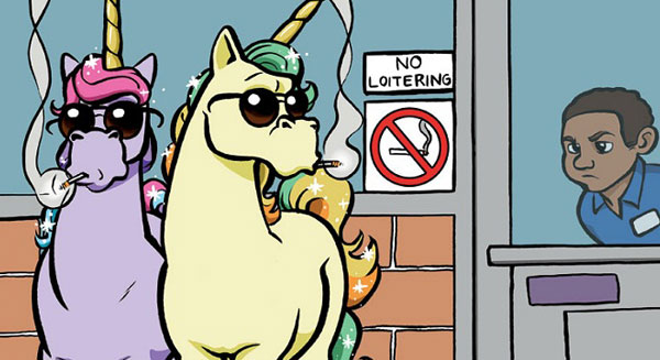 16 Ways Unicorns Are Secretly Jerks