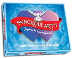 synchrohearts, board game, valentine's game
