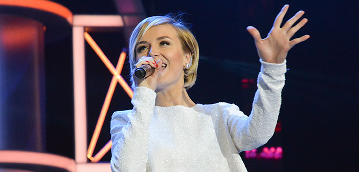 Eurovision 2015: Russia's Polina Gagarina Sings With 'A Million Voices'