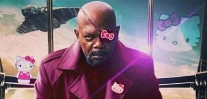 PHOTOS: 'The Avengers' Look Infinitely Cuter In 'Hello Kitty' Gear