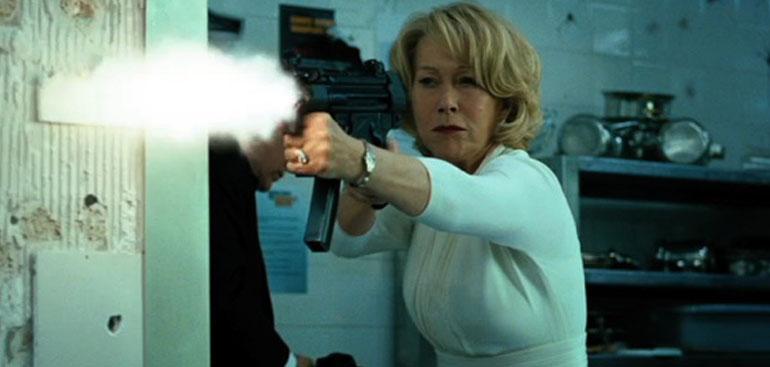 QUIZ: Which Bad-Ass Helen Mirren Are You?