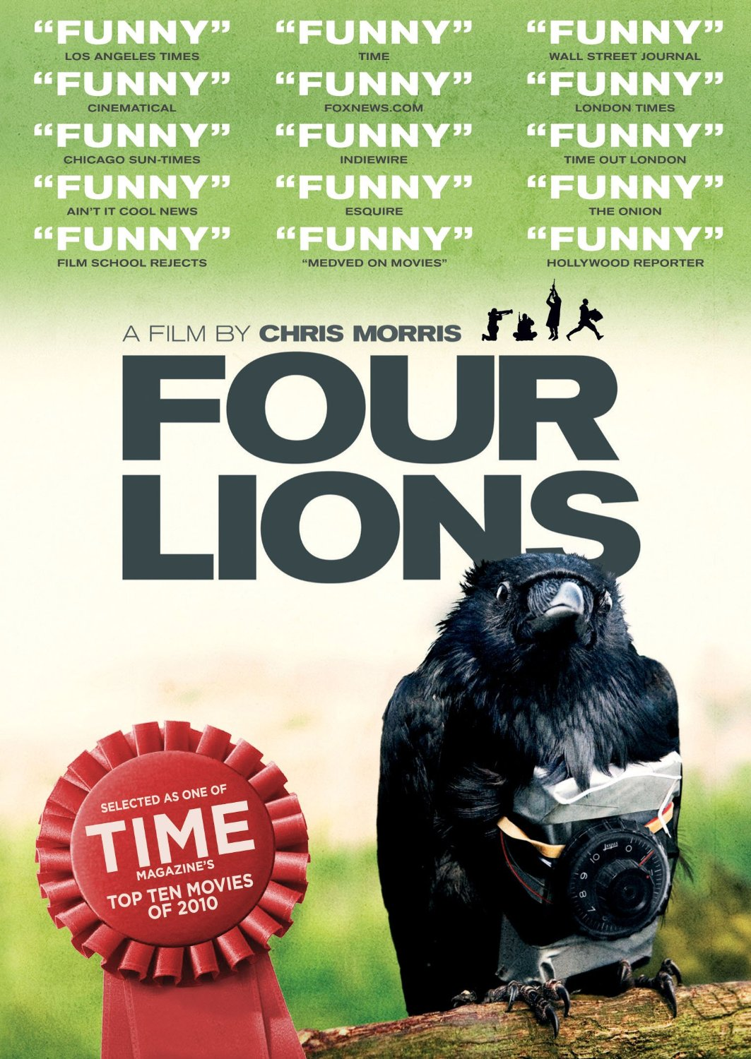 Four Lions,Chris Morris,top 10 films, comedy