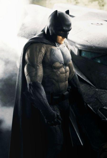 Affleck Batman Superman Trailer