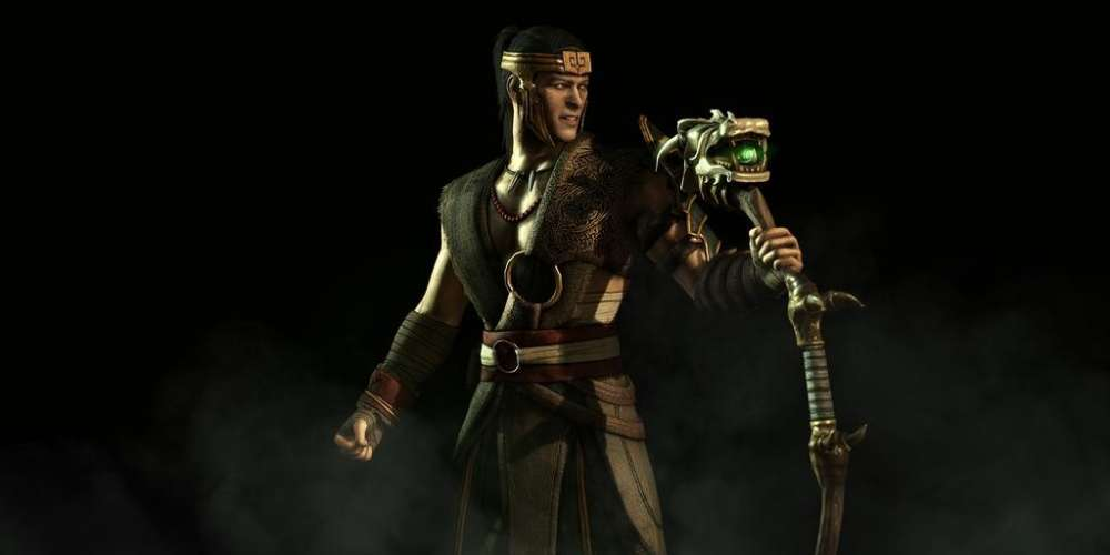 FINISH HIM (Off)! Mortal Kombat Debuts Gay Character