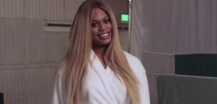 Laverne Cox Shatters Stereotypes in Nude Photoshoot