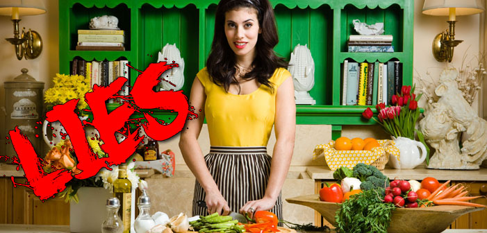 10 Ways All The Cooking Shows Are Lying To You