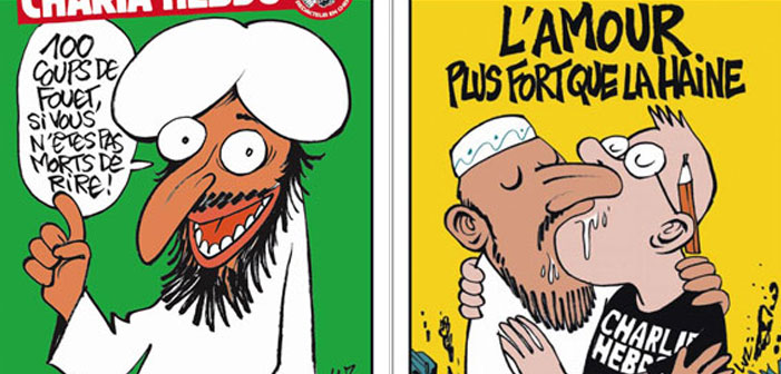 Charlie Hebdo's Latest Threats Are Coming From Inside The House