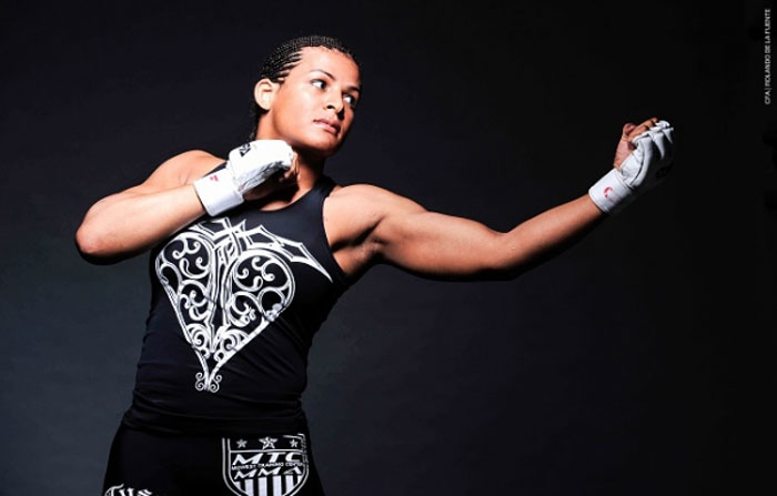PHOTOS: Trans MMA Fighter Fallon Fox Is Your New Favorite Badass