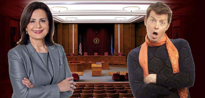 See You In Court! Nebraska Woman Files Suit Against All Gays And Their Allies