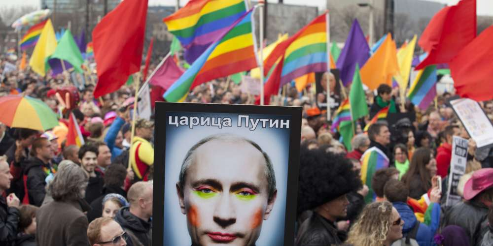 Will Russia's Anti-Gay Warmongering Actually Help It Win Eurovision?