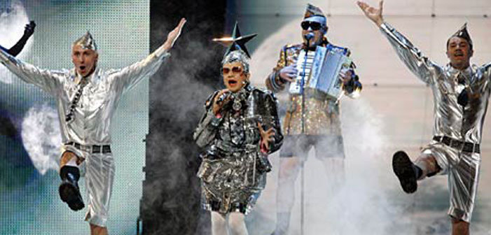 The World of Weird Eurovision: 5 Countries who Tried Too Hard to Win