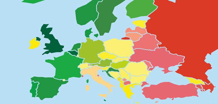 Pack deine Sachen: Die besten und schlechtesten schwulen Reiseziele in Europa