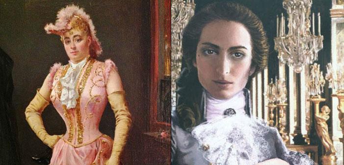 Sag hallo zu Chevalier d'Éon, Frankreichs transsexueller Agentin aus dem 17. Jahrhundert