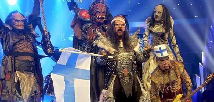 Eurovision 2015 : Vous vous rappelez lorsqu'un groupe de metal démoniaque avait remporté l'Eurovision ?