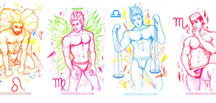 Otros 12 Machos Celestiales Del Zodiaco Que Te Harán Ver Las Estrellas