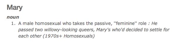 Balls Vodka, Mary, Tagline, Homophobia