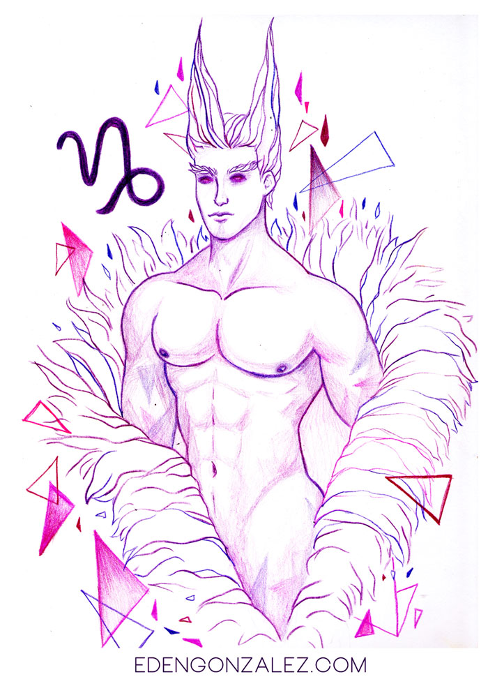 gay blog, lgbt, queer, eden gonzales, zodiac, constellation, men, sexy