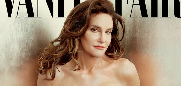 Caitlyn Jenner (Formerly Bruce) Re-Emerges On The Cover Of Vanity Fair