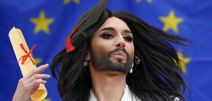 Grab Your Glittery Microphones! Eurovision Is Now An Actual College Class